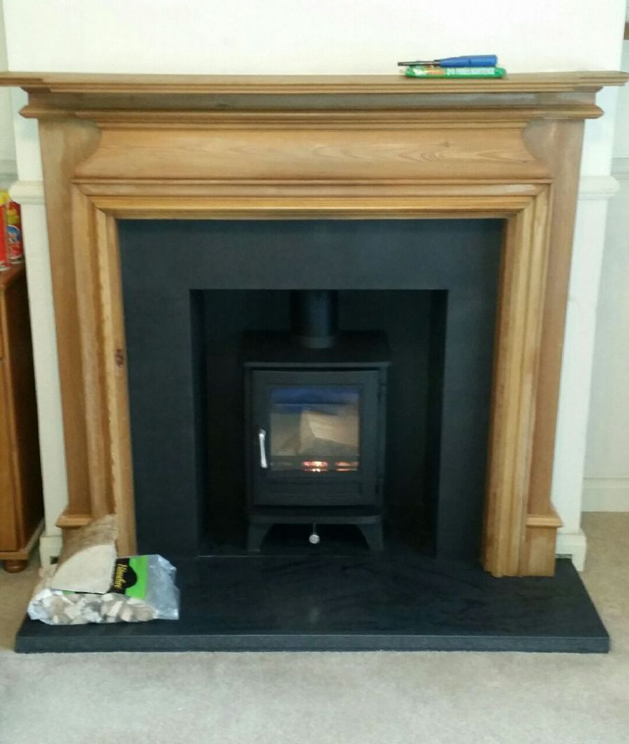 Photo Gallery Of Installed Stoves
